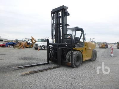 2012 CATERPILLAR P33000 29800 Lb Forklift