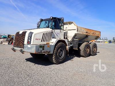2012 TEREX TA300 6x6 Articulated Dump Truck