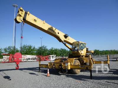 2000 GROVE RT530E 30 Ton 4x4 Rough Terrain Crane