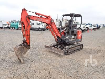 2011 KUBOTA KX71-3S Mini Excavator (1 - 4.9 Tons)