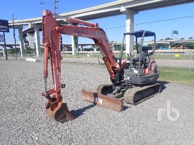 KUBOTA KX121-3 Mini Excavator (1 - 4.9 Tons)