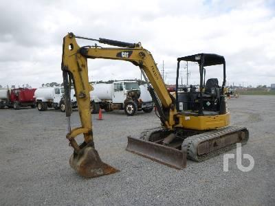 2014 CATERPILLAR 305E Mini Excavator (1 - 4.9 Tons)