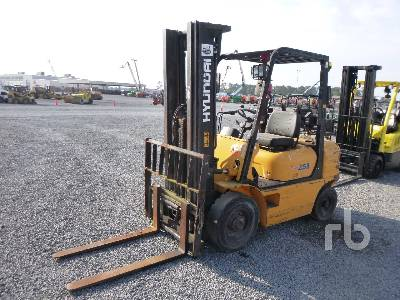 2010 HYUNDAI HLF25-11 Forklift Parts/Stationary Construction-Other