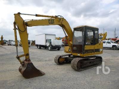 CATERPILLAR E70B Midi Excavator (5 - 9.9 Tons)