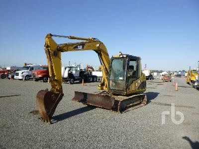 CATERPILLAR 307C Midi Excavator (5 - 9.9 Tons)
