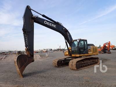 2013 JOHN DEERE 290G LC Hydraulic Excavator