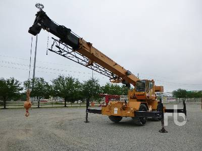 1991 GROVE RT528C 28 TON 4 28 Ton 4x4 Rough Terrain Crane