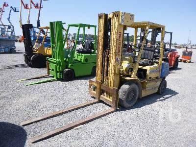 KOMATSU FG25C11 2000 Lb Forklift