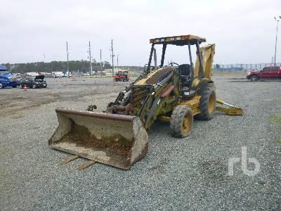 2000 CATERPILLAR 416C 4x4 Loader Backhoe