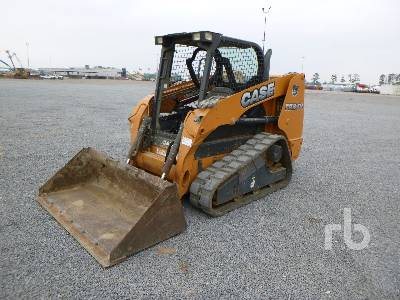CASE TR270 Multi Terrain Loader