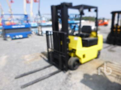2004 HYSTER S50XL 5000 Lb Forklift