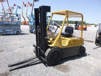 HYSTER H40H 9000 Lb 9000 Lb Forklift Forklift