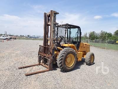 1999 JCB 940 7500 Lb Rough Terrain Forklift