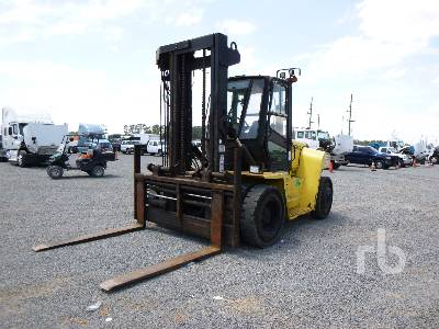 2011 HYSTER H210HD2 20000 Lb Forklift
