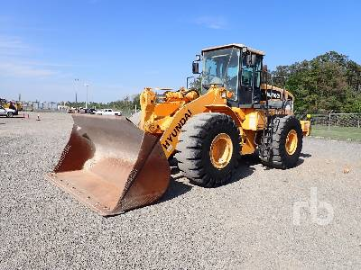 2008 HYUNDAI HL770-7A Wheel Loader