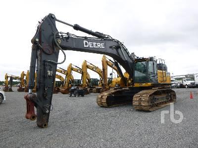 2017 JOHN DEERE 470G LC Hydraulic Excavator