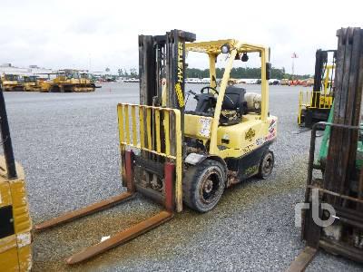 2012 HYSTER H60FT 6000 Lb Forklift