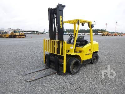 2005 HYSTER H90XMS 9000 Lb Forklift