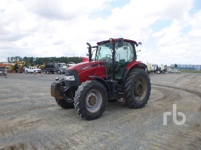 2014 CASE IH MAXXUM 115 MFWD Tractor