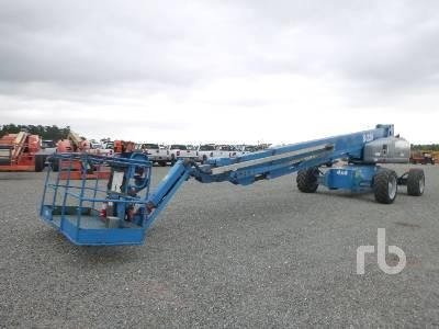 2015 GENIE S125 4x4 Boom Lift