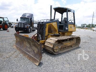 2007 JOHN DEERE 650J LGP Crawler Tractor