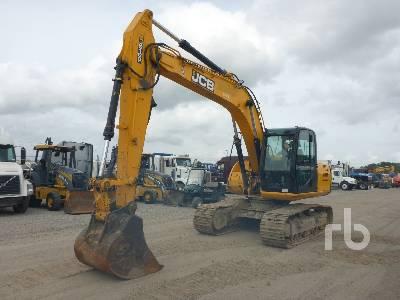2016 JCB JS160NLC Hydraulic Excavator