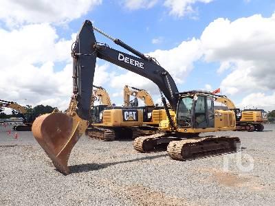 2007 JOHN DEERE 240DX Hydraulic Excavator