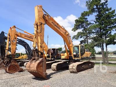 2010 HYUNDAI 380LC-9 Hydraulic Excavator