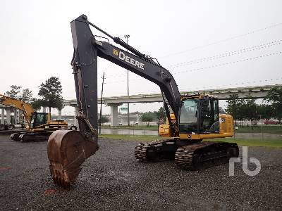 2013 JOHN DEERE 180G LC Hydraulic Excavator
