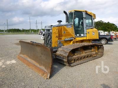 2012 JOHN DEERE 700K LGP Crawler Tractor