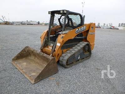 2015 CASE TR270 Compact Track Loader