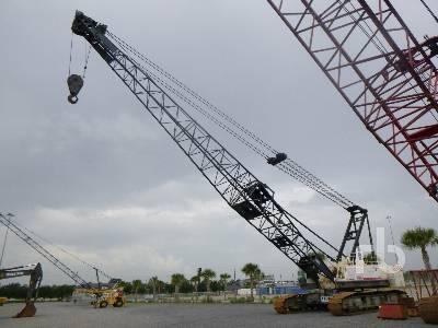 2005 TEREX HC165 165 Ton Self-Erecting Crawler Crane