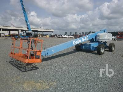 2002 GENIE S80 Boom Lift Parts/Stationary Construction-Other