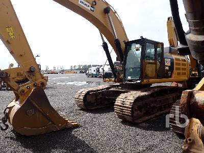 2014 CATERPILLAR 349EL Hydraulic Excavator Parts/Stationary Construction-Other