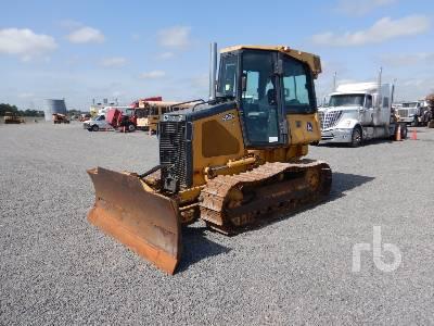 JOHN DEERE 450J Crawler Tractor