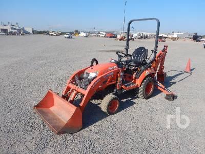 KUBOTA BX23S 4WD Utility Tractor