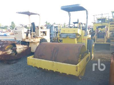 BOMAG BW172PD-2 Vibratory Padfoot Compactor Parts/Stationary Construction-Other