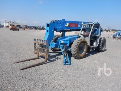 GENIE GTH1056 10000 Lb 4x4x4 Telescopic Forklift