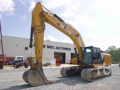 CAT 336F L Hydraulic Excavator