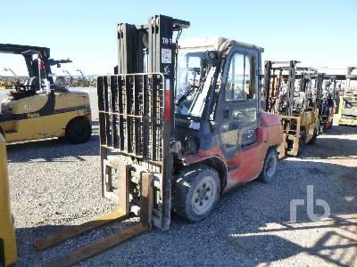 2010 TOYOTA 7FGU35 Forklift