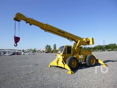 GALION 150FA 15 Ton 4x4 Rough Terrain Crane