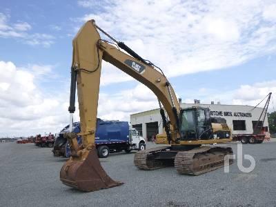 CATERPILLAR 336D Hydraulic Excavator