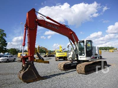 2007 LINK-BELT 225 Hydraulic Excavator