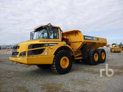 VOLVO A25G 6x6 Articulated Dump Truck