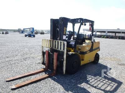 YALE GP100VX 10000 Lb Forklift