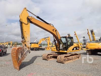 2010 CAT 320D L Hydraulic Excavator