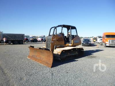 CASE 850M LGP Crawler Tractor
