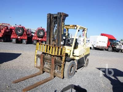 2012 HYSTER H100FT Forklift