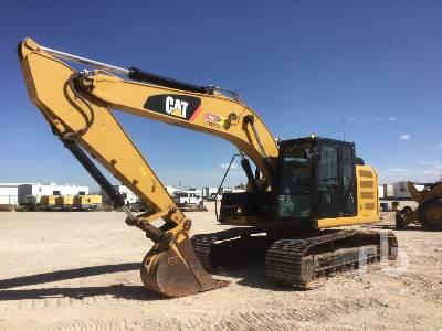 2016 CAT 320ELRR Hydraulic Excavator