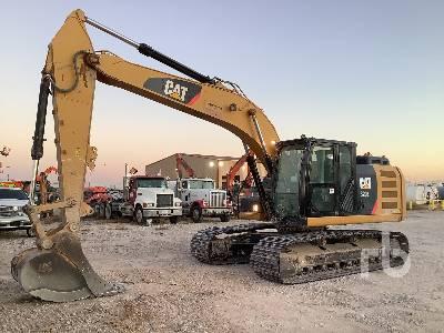 2014 CAT 320E L Hydraulic Excavator